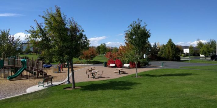 mountain view park bend